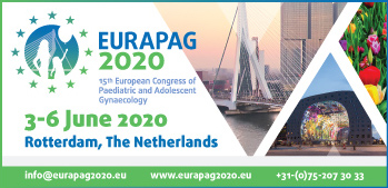 15th Congress of the European Association for Paediatric and Adolescent Gynaecology (EURAPAG)